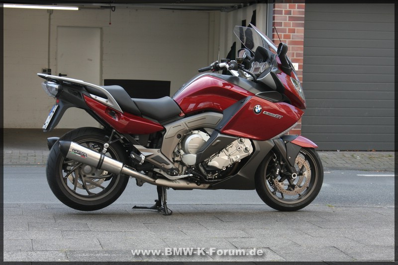 Exhaust The Next One Gpr Evo On My K 1600 Gt Bmw K1600