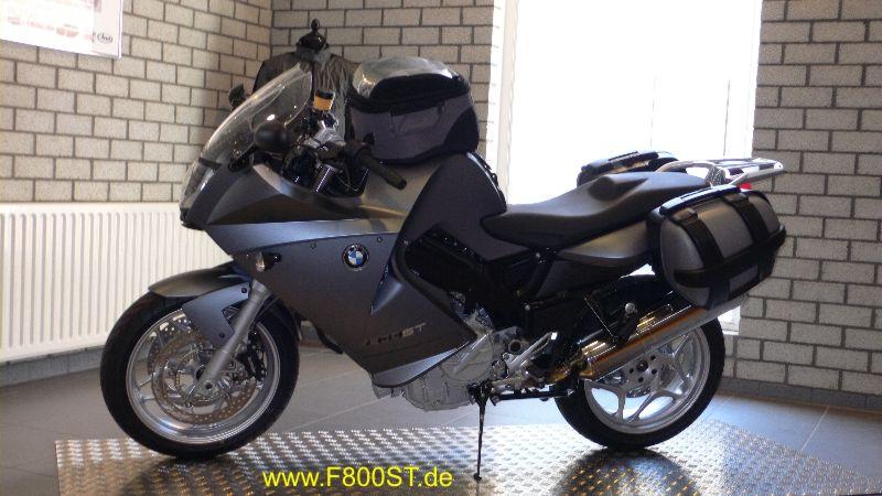 F800st Start Bmw Motorrad Portalde