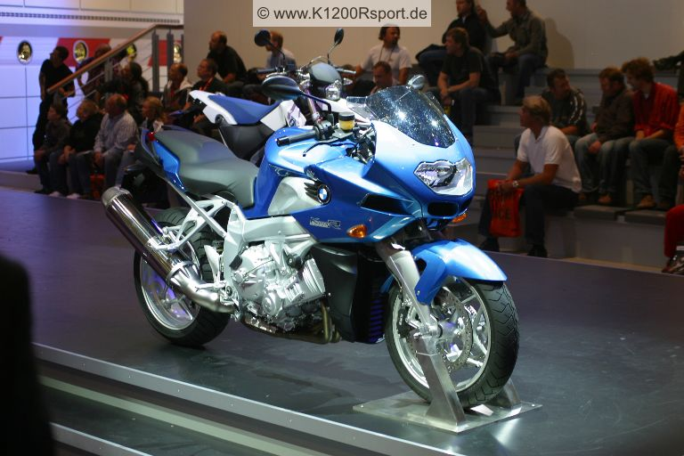 Bmw K1200rsport K 1200 R Sport Motorrad Forum Bildergalerie