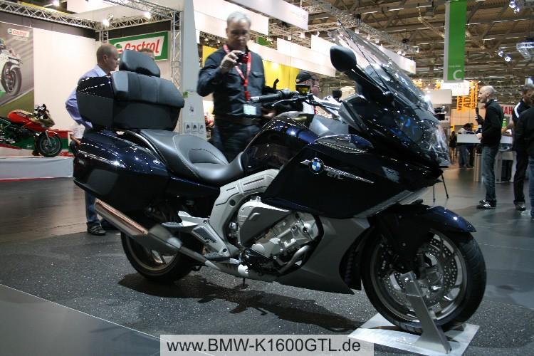 Bmw K1600gtl K 1600 Gtl Motorrad Forum Bildergalerie K 1200