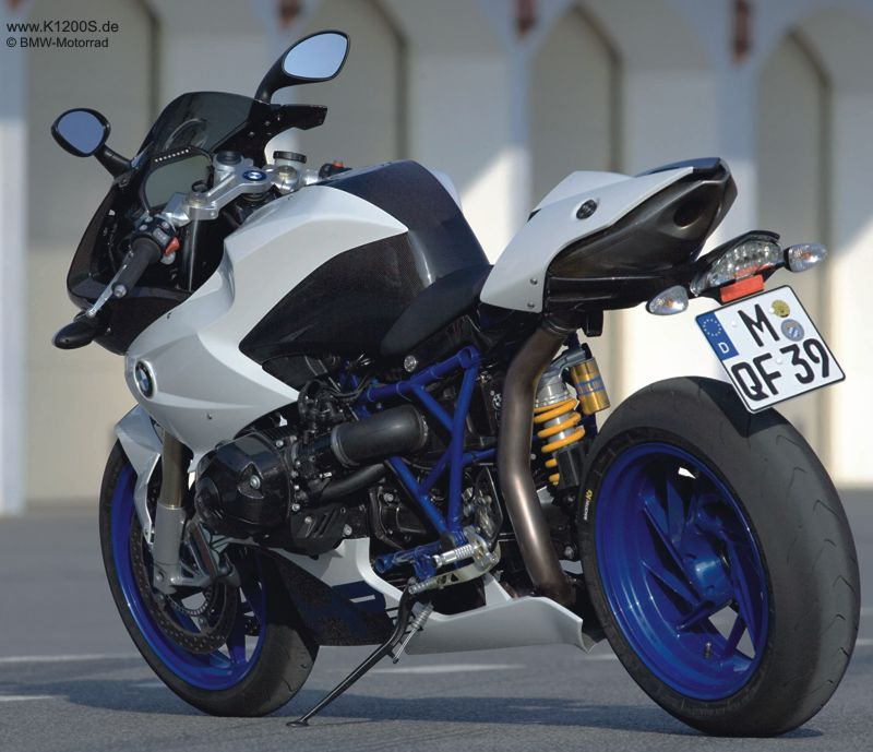 Bmw Hp2 Sport: HP2 Sport; The Facts 2