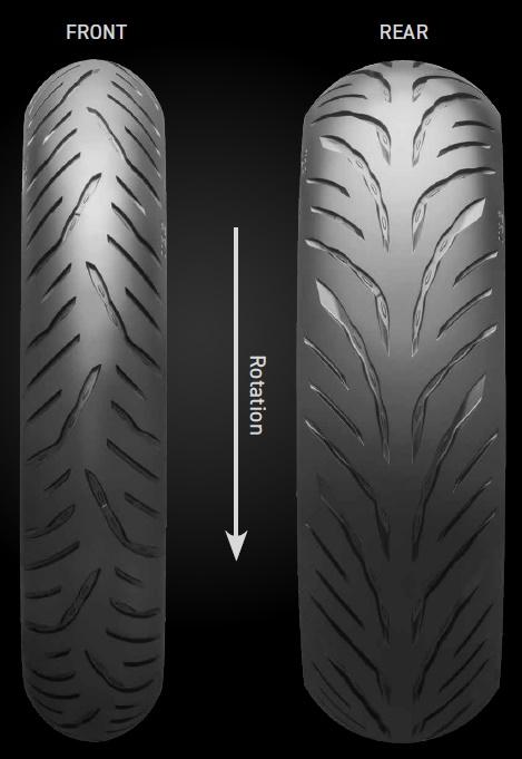 Profilbild - Bridgestone Battlax T32