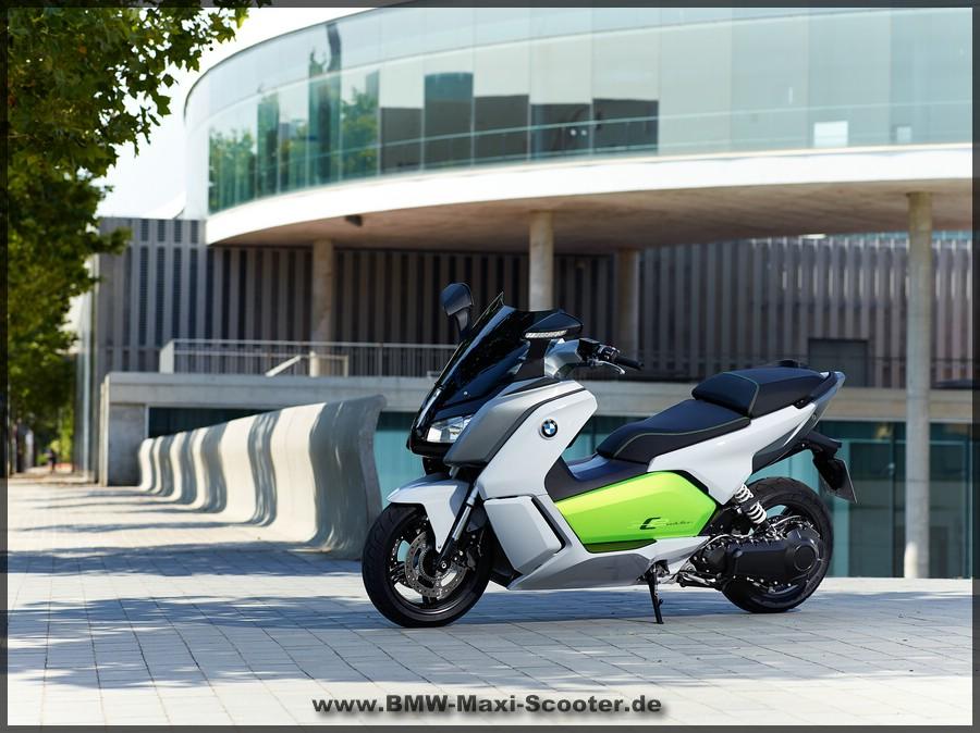 C Evolution BMW - linke Seite