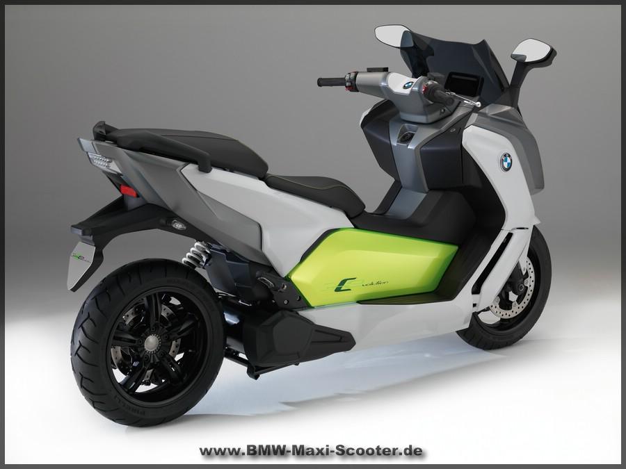 C Evolution BMW - hinten Rechts