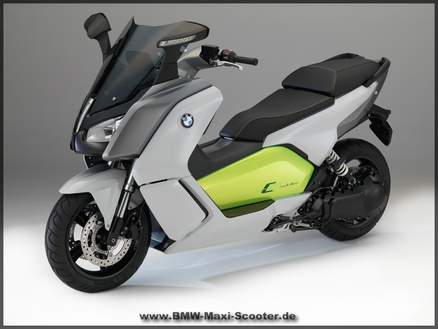 C Evolution BMW - linke Seite - Gross