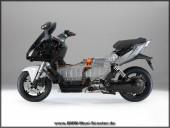 C Evolution BMW - linke Seite ohne Verkleidung