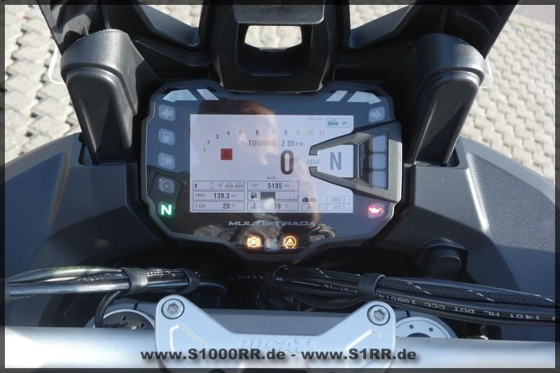 Ducati Multistrada 1200 - Fahrbericht
