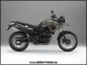 BMW F700GS - F 700 GS