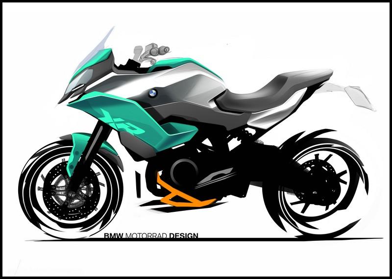 Designentwurf - F 900 XR