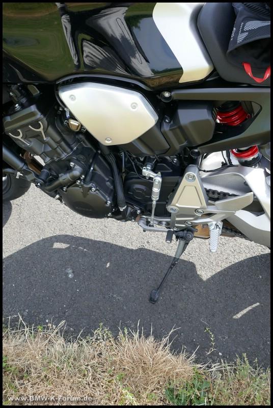 Honda CB 1000 R+ / Schaltassistent