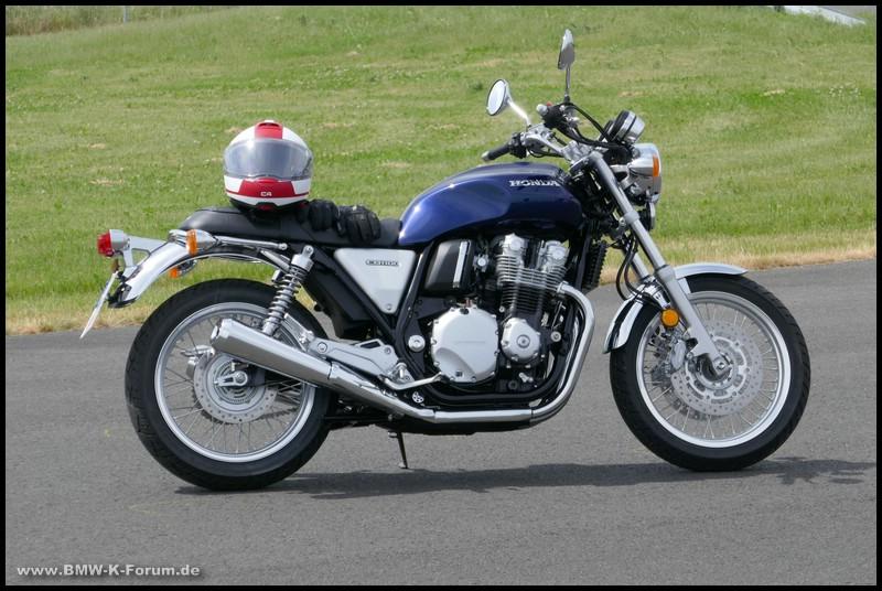 Honda CB 1000 EX von der Seite