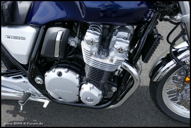 Motor/Antrieb der Honda CB 1100 EX