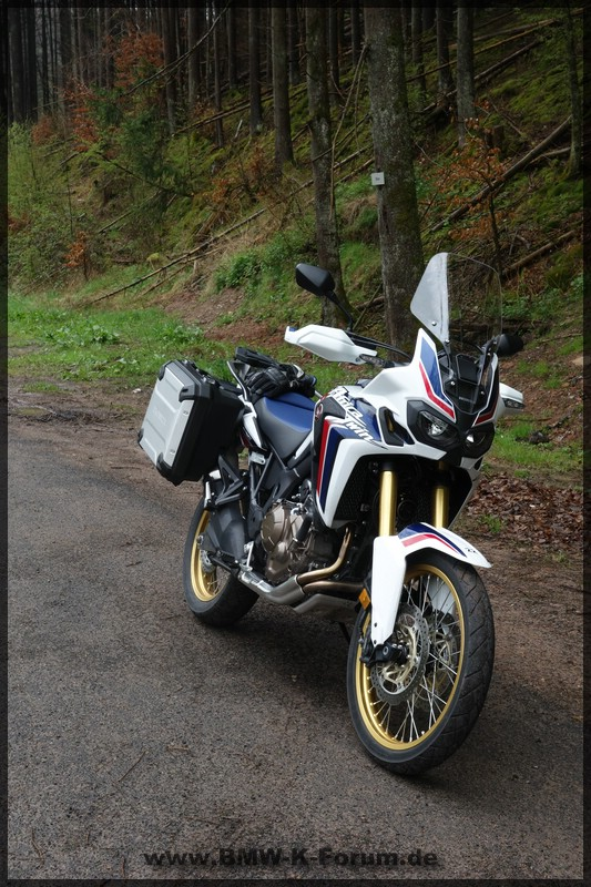 Honda Africa Twin - CRF1000L