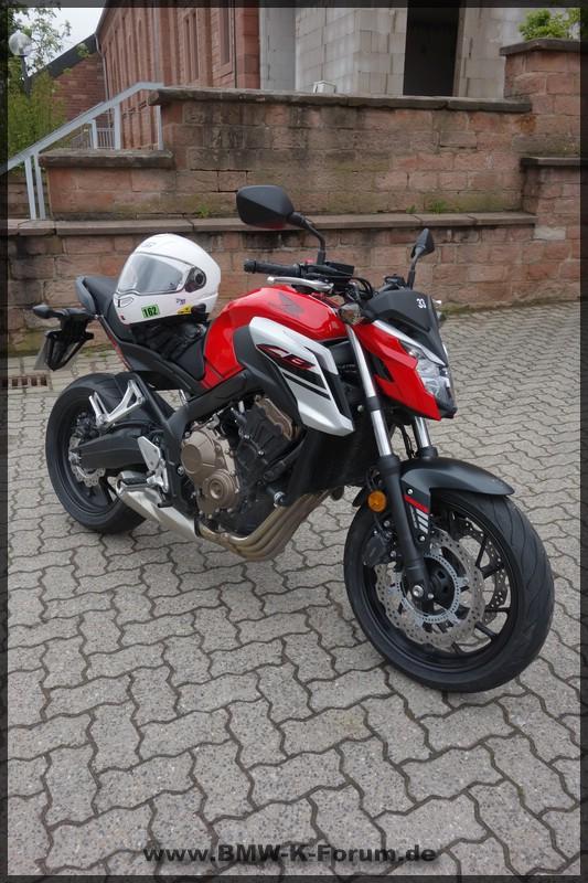 Honda CB650F - CB 650 F