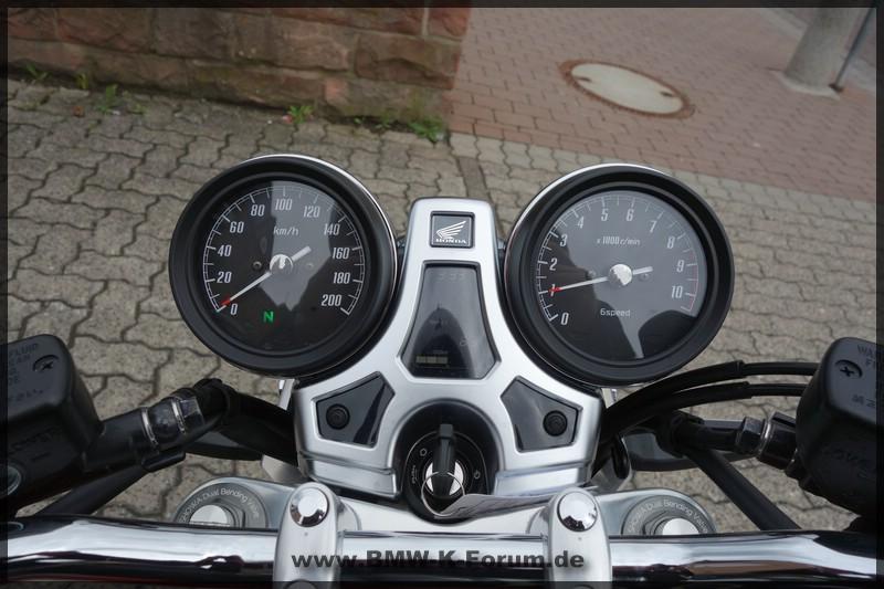 Honda CB1100RS - CB 1100 RS - Cockpit