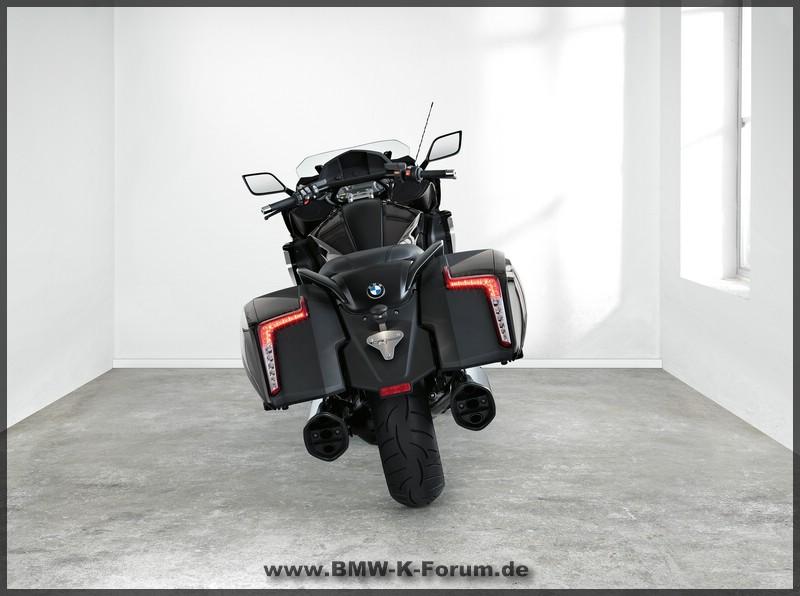 K 1600 B - hinten