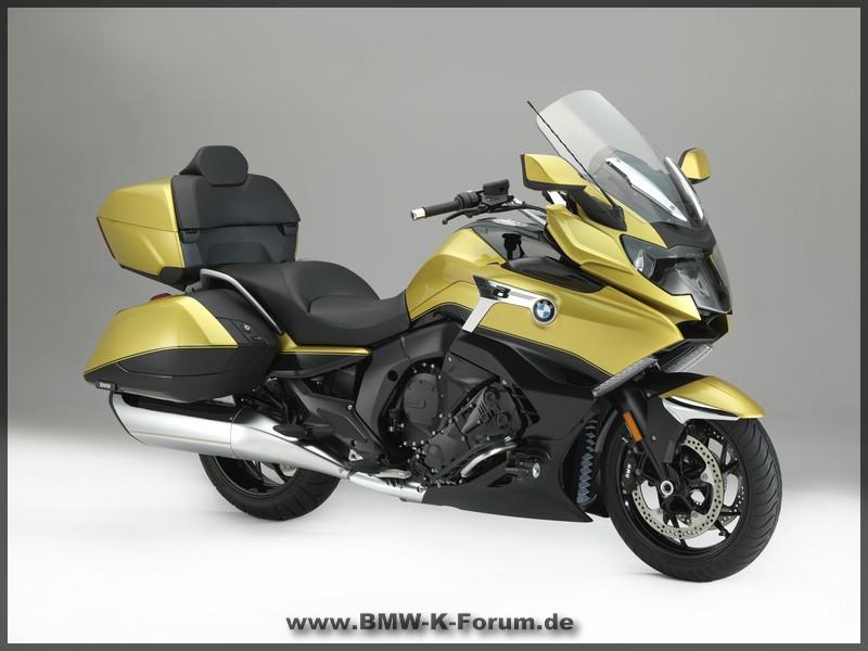 BMW K 1600 Grand Amerca