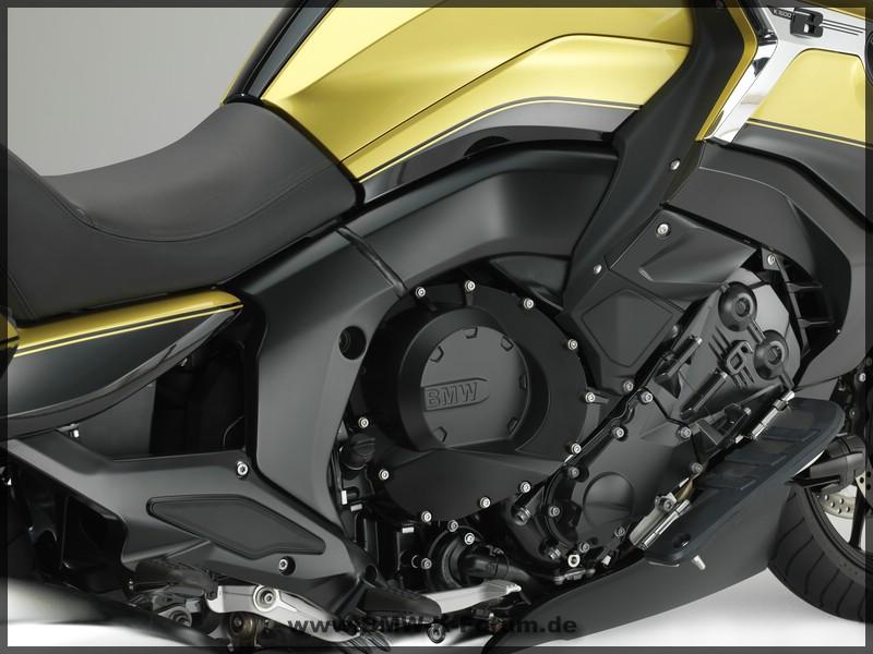 Antrieb - K 1600 Grand America