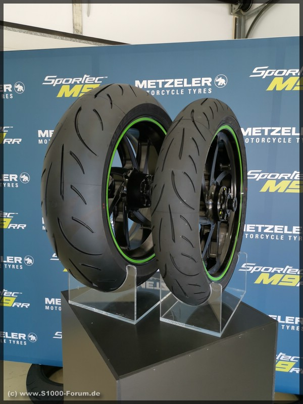 Produktbild - Metzeler M9 RR