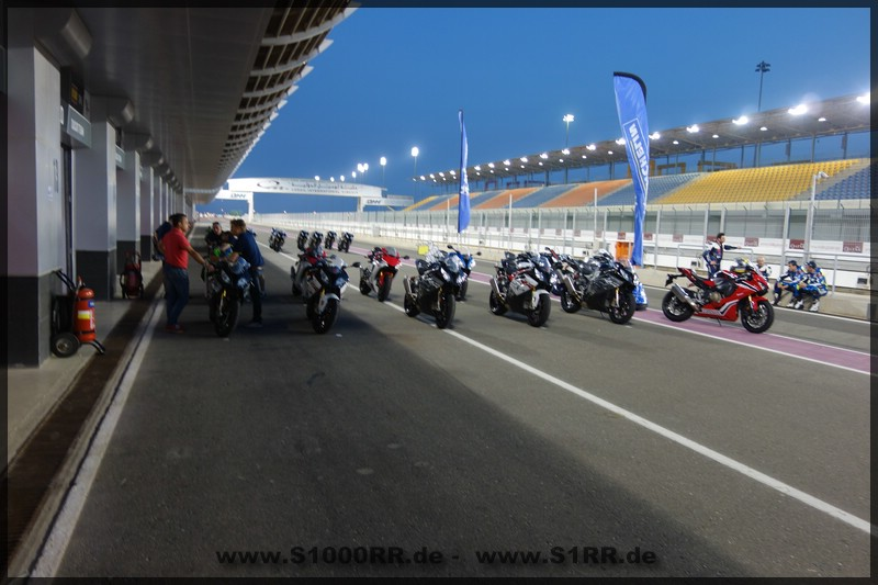 Michelin Power RS - Test - Losail Rennstrecke