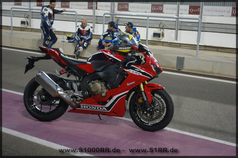 Michelin Power RS - Test - Doha