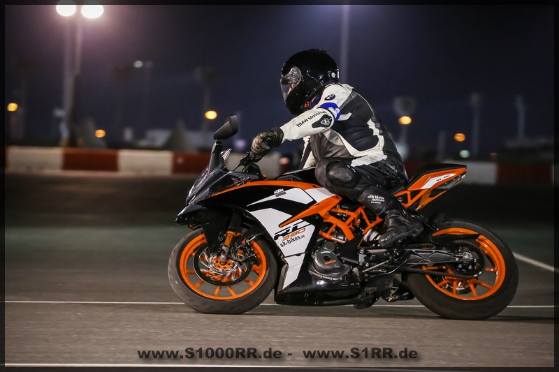Michelin Power RS - Test - Doha Katar
