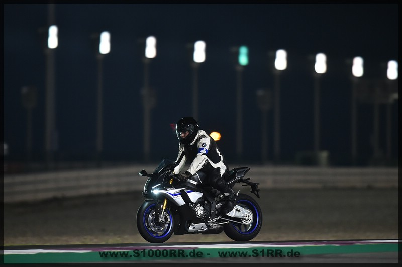 Michelin Power RS - Test - Katar