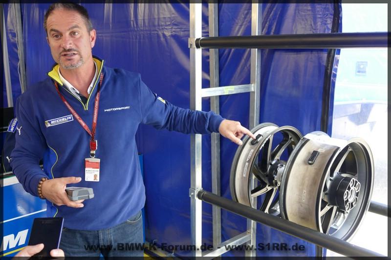Michelin Motorsport - Cheffe Piero Taramasso