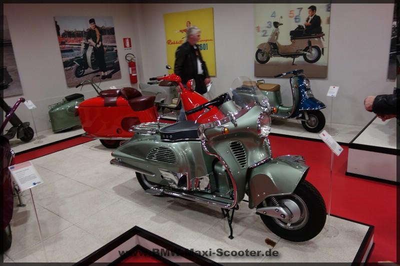 Scooter + Reifentest - Pirelli Angel + Diablo Rosso Scooter