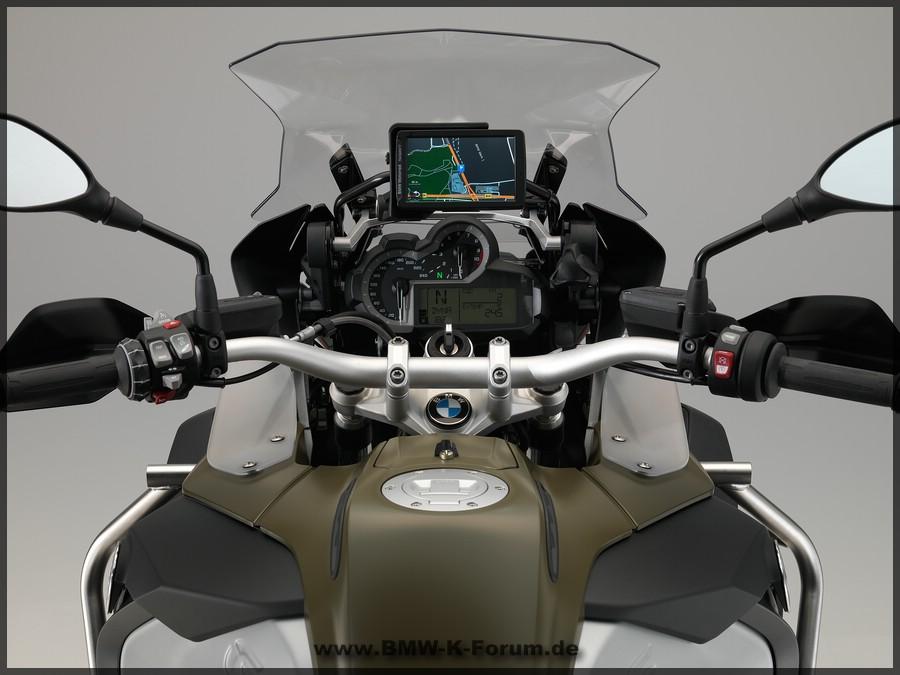R1200GS - LC - ADV - 2014 - Armaturenbrett