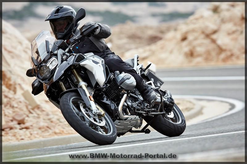 BMW R 1200 GS/LC in Bewegung