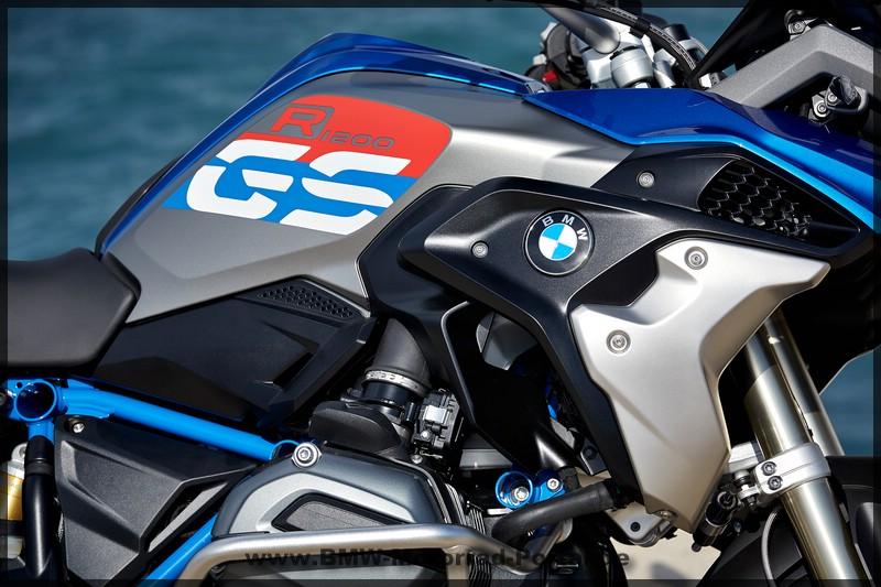 BMW R 1200 GS/LC - 2017 - Motor - FAhrwerk