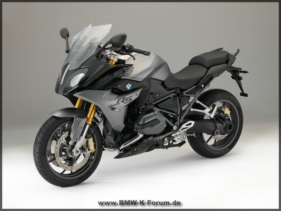 R 1200 RS - Links vorne