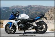 R 1200 RS - Links Seite klein