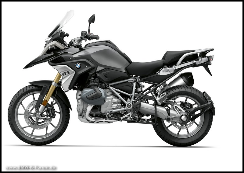 BMW R 1250 GS - Blackstorm Metallic