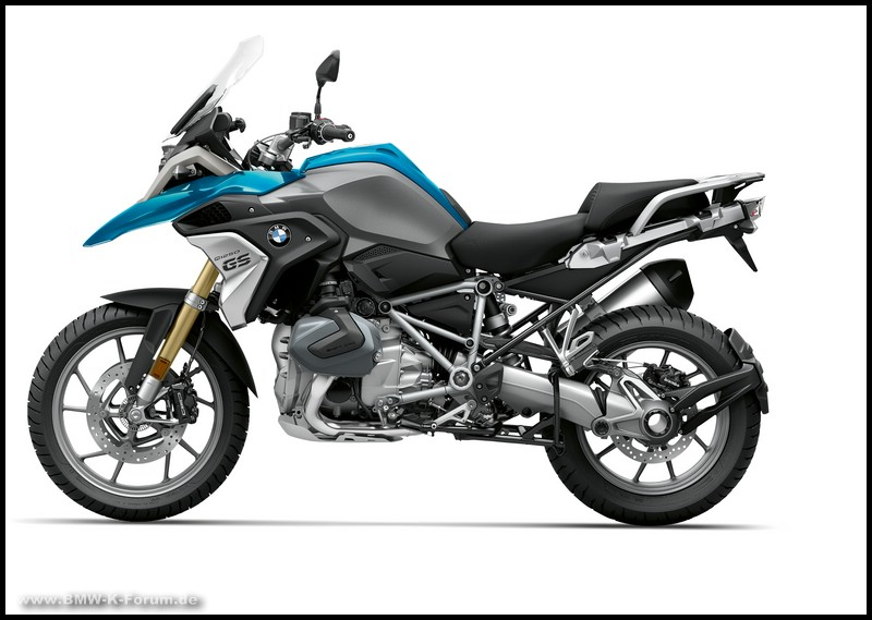 BMW R 1250 GS - Cosmicblue