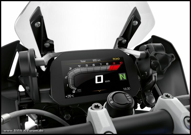 Cockpit - R 1250 GS