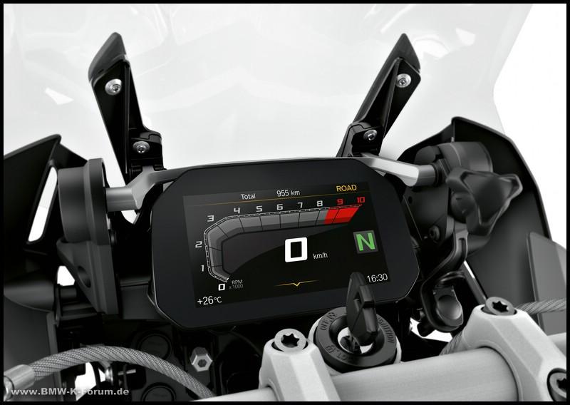 R 1250 GS Adventure Cockpit