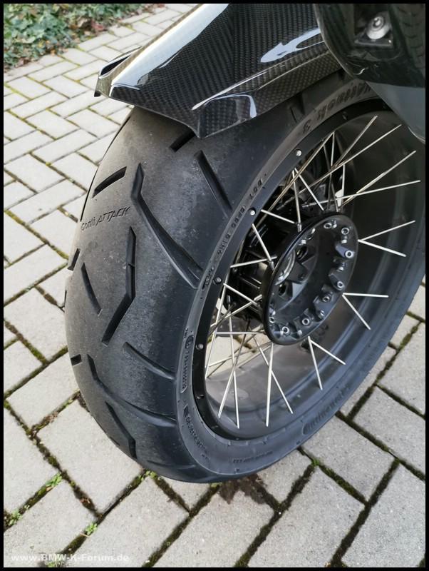 Conti TrailAttack 3 - Reifen hinten