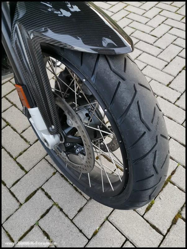 Conti TrailAttack 3 - Reifen vorne