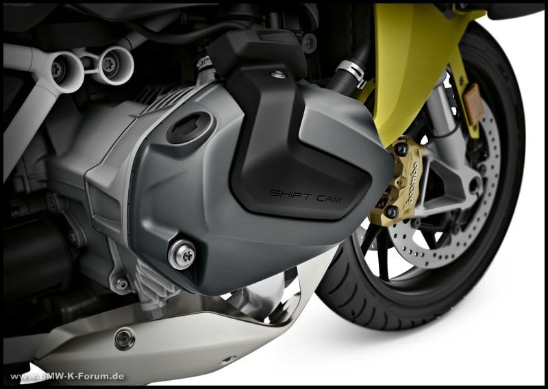 Fahrwerk - Antrieb R 1250 RS