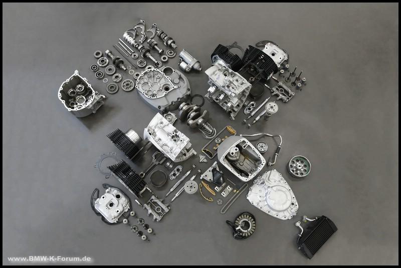 Motor - R 18 - Explosiv