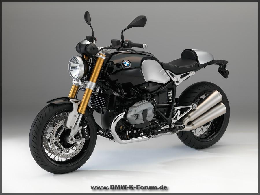 BMW - R NineT - Linke Seite - Grosses Bild