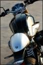 BMW - R NineT - Hinten