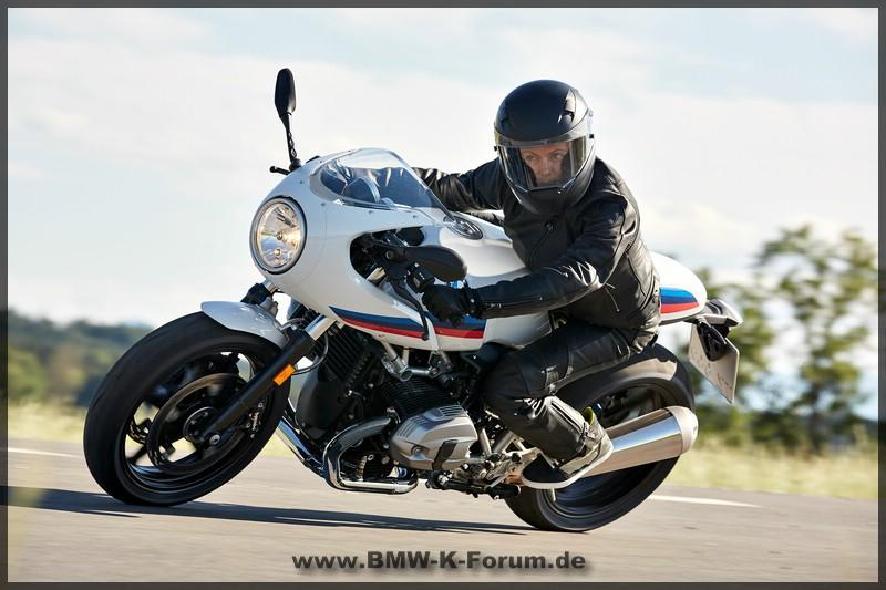 R nine T - Racer