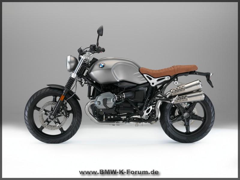BMW R nine T Scrambler - Seite