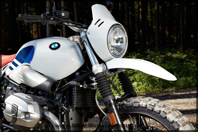 BMW R nine T Urban G/S - Motor