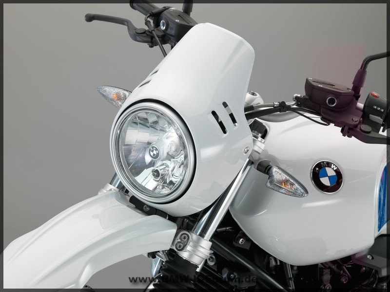 BMW R nine T Urban G/S - Cockpit