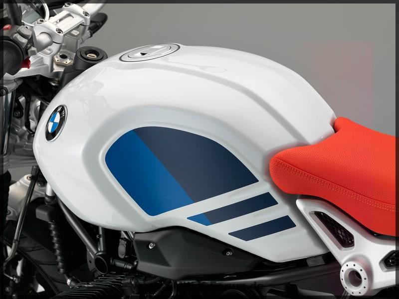 BMW R nine T Urabn G/S - Tankbereich