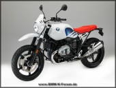 BMW R nine T Urban G/S - klein